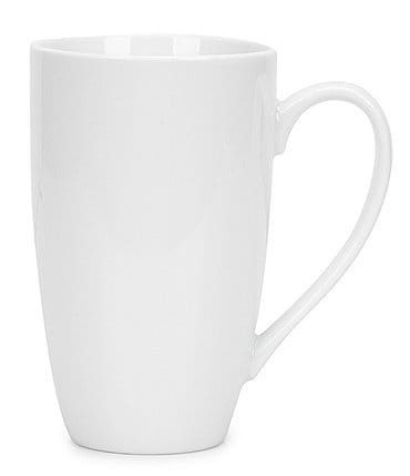 Image of Noble Excellence White Latte Mug