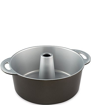 Image of Nordic Ware Classic Cast Pound Cake and Angelfood Pan