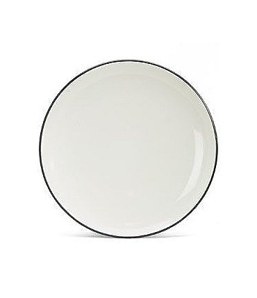 Image of Noritake Colorwave Coupe Matte & Glossy Stoneware Round Platter