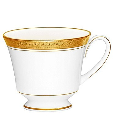 Image of Noritake Crestwood Gold China 8-oz. Cup