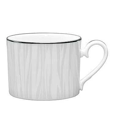 Image of Noritake Glacier Platinum Teacup