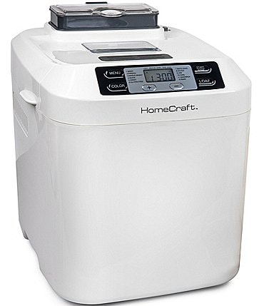 Image of Nostalgia Electrics HomeCraft Programmable 2 Lb. Bread Maker