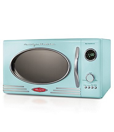 Image of Nostalgia Electrics Retro Series Microwave Oven