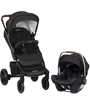 Image of Nuna Caviar Tavo Travel System with Nuna Pipa Lite Car Seat