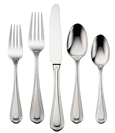 Image of Oneida Countess 20-Piece Casual Flatware Set