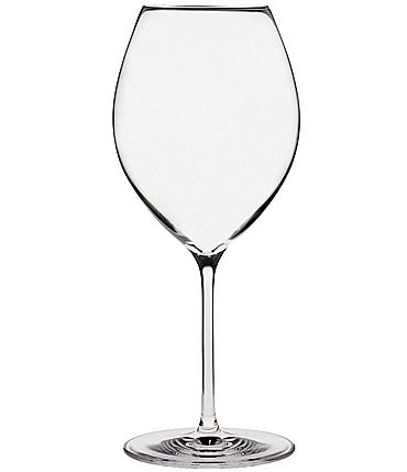 Image of Oneida for Karen MacNeil Flavor First Creamy & Silky Wine Glasses, Set of 4