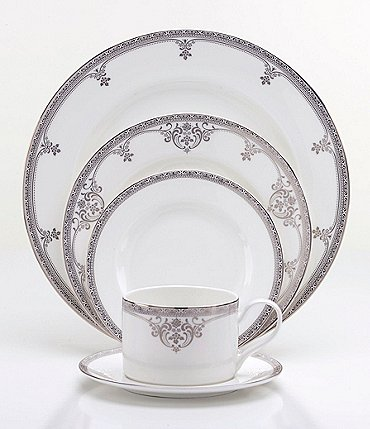 Image of Oneida Michelangelo Fine China 5-Piece Place Setting