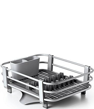 Image of OXO Good Grips Aluminum Frame Dish Rack