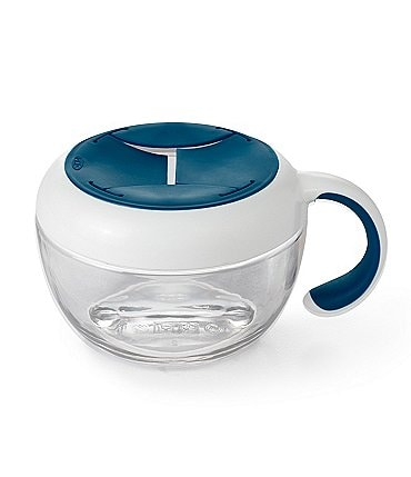 Image of OXO Tot Flippy Snack Cup with Travel Cover