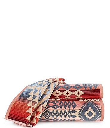 Image of Pendleton Canyonlands Iconic Jacquard Bath Towels