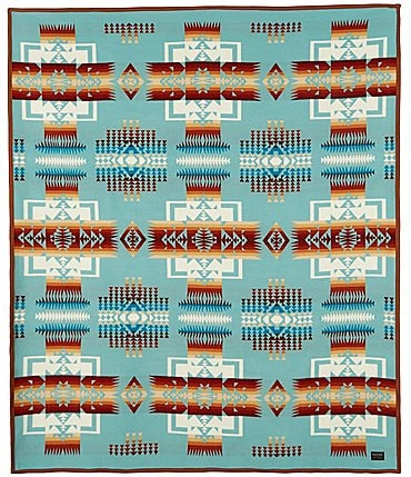 Image of Pendleton Chief Joseph Robe Blanket