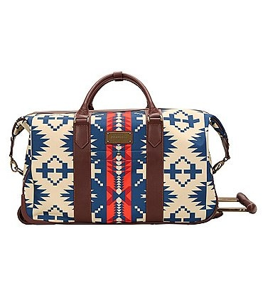 "Image of Pendleton National Park Collection Spider Rock 22"" Rolling Duffel"