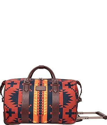 Image of Pendleton Spider Rock Rolling Duffel