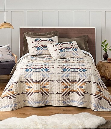 Image of Pendleton White Sands Coverlet Mini Set