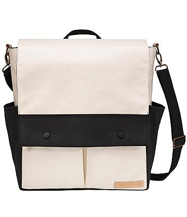 Image of Petunia Pickle Bottom Pathway Pack Colorblocked Backpack Diaper Bag