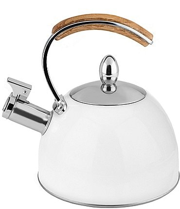 Image of Pinky Up Presley Stainless Steel Tea Kettle