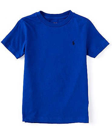 Image of Polo Ralph Lauren Little Boys 2T-7 Short-Sleeve Essential Tee