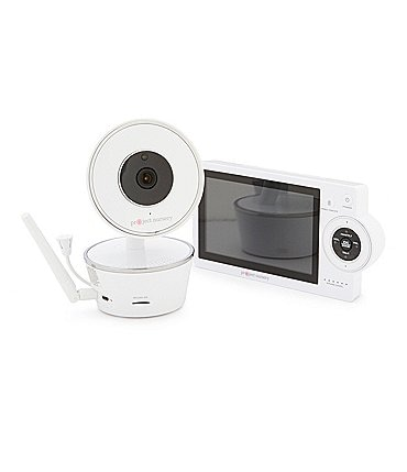 "Image of Project Nursery 5"" HD Dual Connect Baby Monitor System with Wi-Fi Viewing & Parent Unit"