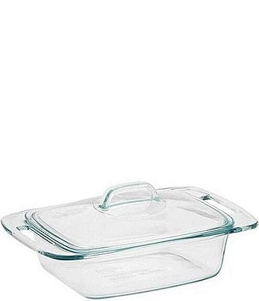 Image of Pyrex Easy Grab 2-Quart Casserole with Glass Cover