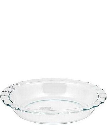 Image of Pyrex Easy Grab Glass Pie Dish