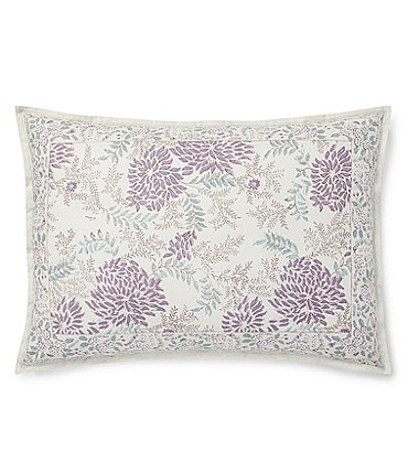 Image of Ralph Lauren Alessandra Collection Ardsley Floral Sham