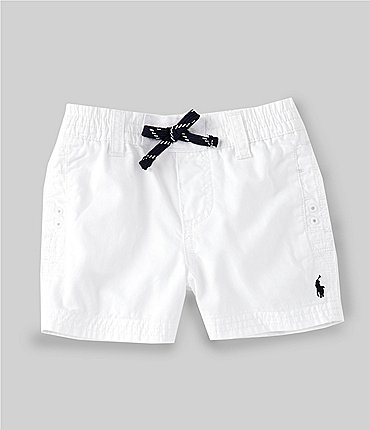 Image of Ralph Lauren Baby Boys 3-24 Months Parachute Twill Shorts