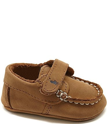 Image of Polo Ralph Lauren Baby Boys' Captain Boy Boat Shoes (Infant)