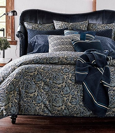 Image of Ralph Lauren Journey's End Collection Rainey Comforter
