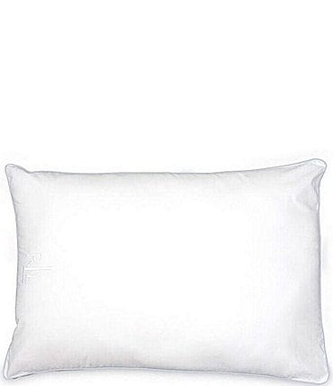 Image of Ralph Lauren Lawton 300-Thread-Count Chevron Dobby Extra-Firm PIllow
