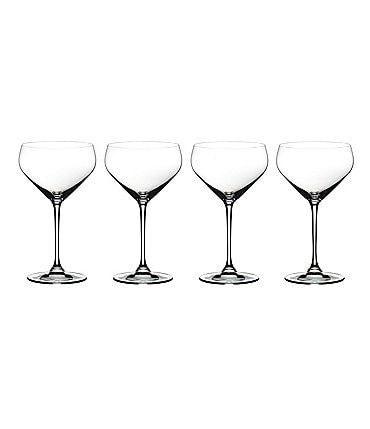 Image of Riedel Margarita Glasses Set of 4