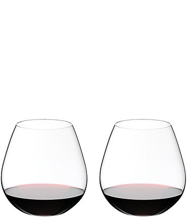 Image of Riedel O Wine Tumbler Pinot / Nebbiolo Glasses, Set of 2