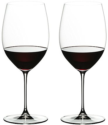Image of Riedel Veritas Merlot / Cabernet Glass, Set of 2
