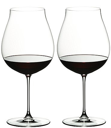 Image of Riedel Veritas New World Pinot Noir / Nebbiolo / Rose Champagne, Set of 2