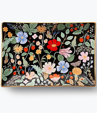 Image of Rifle Paper Co. Strawberry Fields Catchall Tray