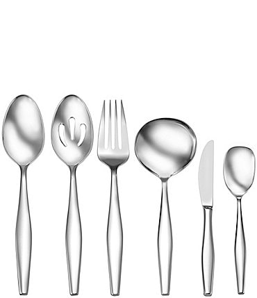 Image of Robinson Bethel 6-Piece Stainless Steel Serving Set