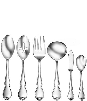 Image of Robinson Cape Elizabeth 6-Piece Stainless Steel Serving Set