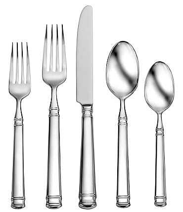 Image of Robinson Pemberton 20-Piece Stainless Steel Flatware Set