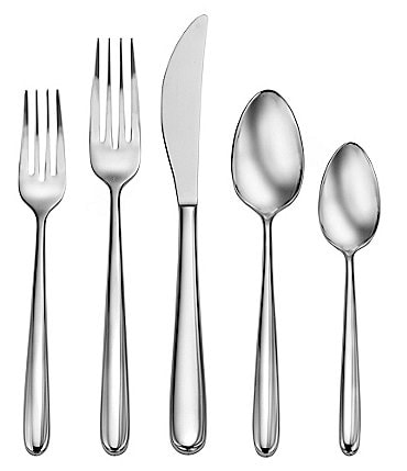 Image of Robinson Valley Falls 20-Piece Stainless Steel Flatware Set