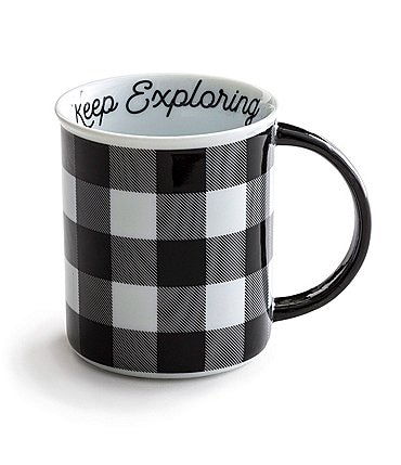 Image of Rosanna Keep Exploring Happy Camper Mug