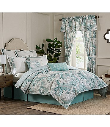 Image of Rose Tree Kensington Jacobean Floral Comforter Set