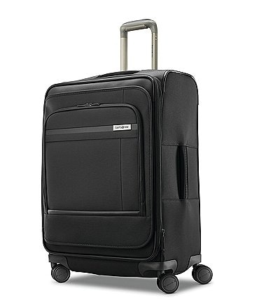 Image of Samsonite Insignis Lightweight Durable Medium Spinner