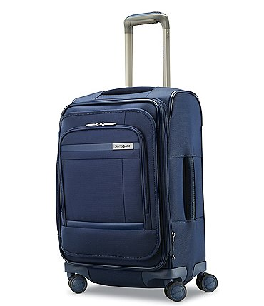 Image of Samsonite Insignis Smart Lightweight Durable Carry-On Spinner