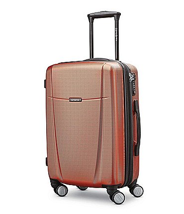 "Image of Samsonite Intuit 20"" Expandable Carry-On Hardside Spinner"