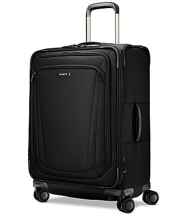 "Image of Samsonite Silhouette 16 Soft Side Expandable 25"" Spinner"