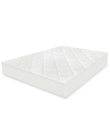 Image of Sensorpedic 300 Thread Count Striped Mattress Pad