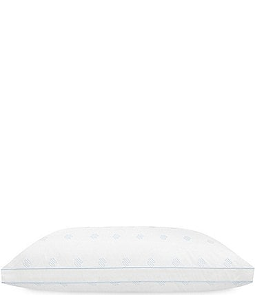 Image of Sensorpedic Epic Chill Double Sided Cooling Down Alternative Gusseted Bed Pillow Powered by REACTEX