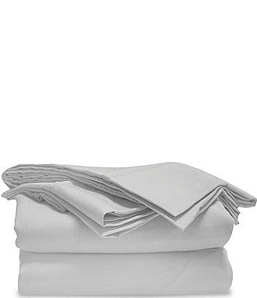 Image of Sensorpedic Epic Chill 300 Thread Count Cotton and Tencel Sheet Set