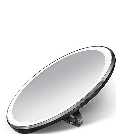 "Image of simplehuman 4"" Sensor Lighted Mirror Compact"