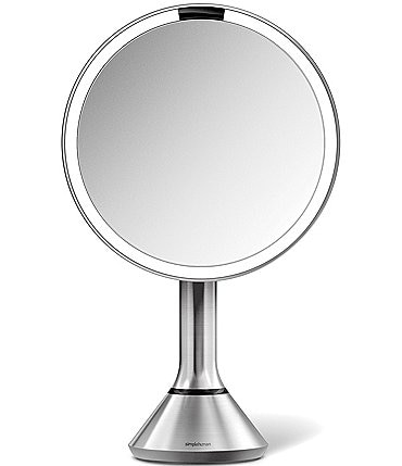 "Image of simplehuman 8"" Sensor Lighted Mirror with Brightness Control"