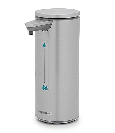 Image of simplehuman Rechargeable Touchless Sensor Soap Pump